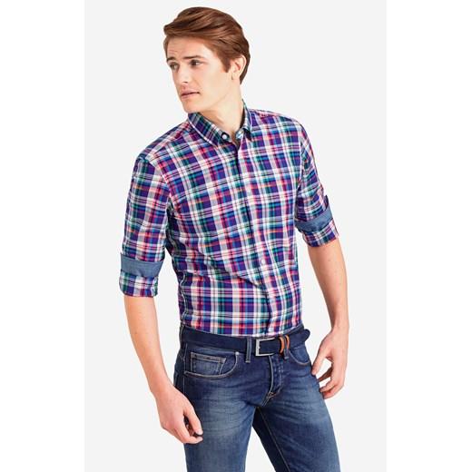 Wielokolorowa koszula męska LAMBERT Koszule męskie