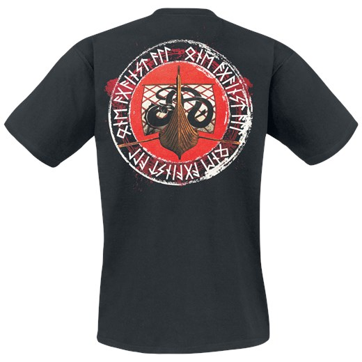 Amon Amarth - One Against All - T-Shirt - czarny