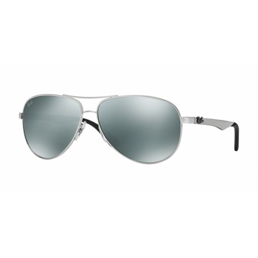 OKULARY RAY-BAN® RB 8313 003/40 58 Ray-ban® szary  Aurum-Optics