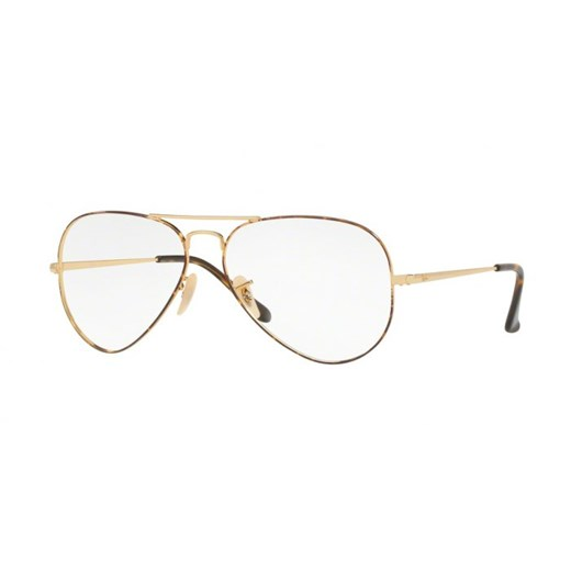 OKULARY KOREKCYJNE RAY-BAN® RX 6489 2945 58 Ray-ban® bialy  Aurum-Optics