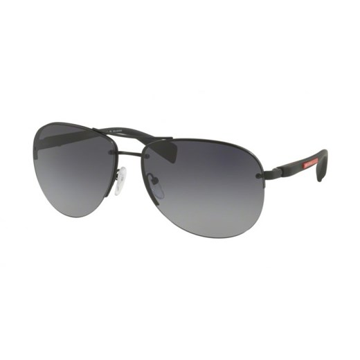 OKULARY PRADA SPORT PS 56MS DG 05W1 65  szary  Aurum-Optics