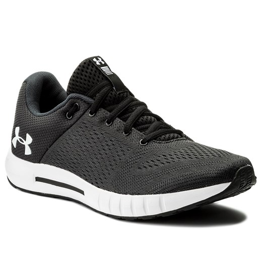 Buty UNDER ARMOUR - Ua Micro G Pursuit 3000101-100 Gry szary Under Armour 40.5 eobuwie.pl