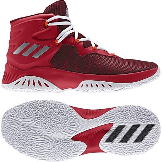 Buty do koszykówki Adidas Explosive [BY3777] 42,5