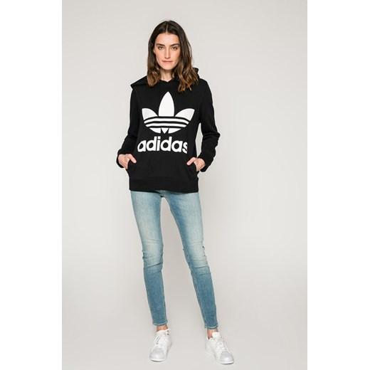 Bluza sportowa czarna Adidas Originals