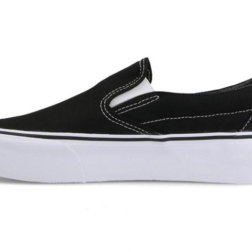 Buty damskie sneakersy Vans UA Classic Slip On V18EBLK sneakerstudio.pl