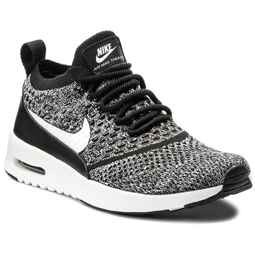 Buty sportowe damskie Nike air max thea ze skóry sznurowane
