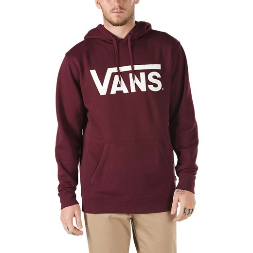 Bluza męska Vans z napisem w stylu młodzieżowym