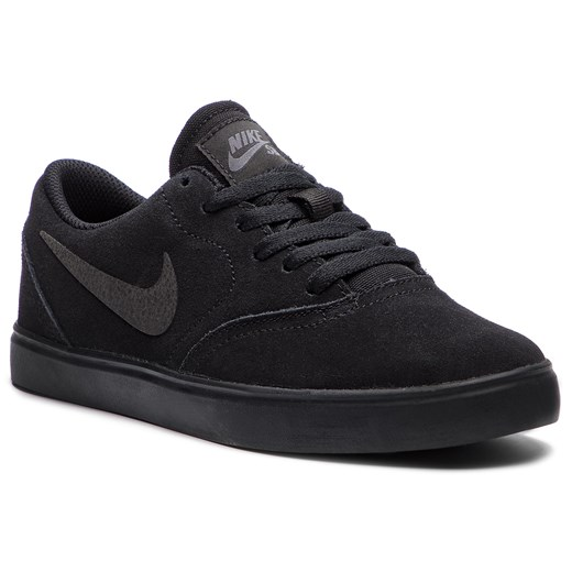 Buty NIKE - Sb Check Suede (GS) AR0132 001 Black/Black Anthracite  Nike 36.5 eobuwie.pl