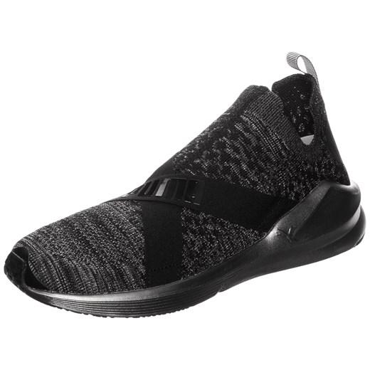 Buty sportowe damskie Puma do biegania z gumy płaskie w