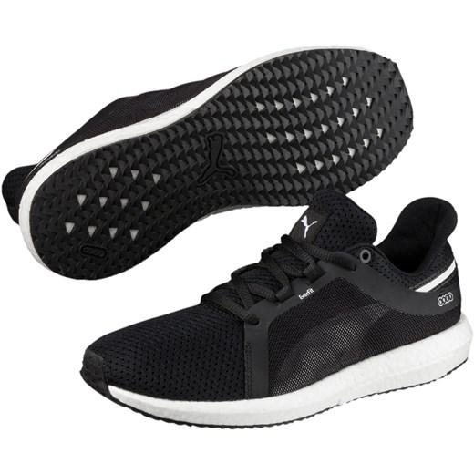 Buty sportowe męskie Puma czarne wiązane