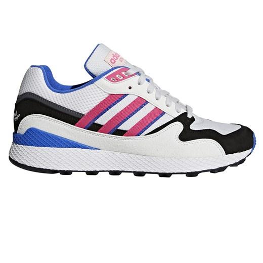 Buty sportowe męskie Adidas młodzieżowe sznurowane w Domodi