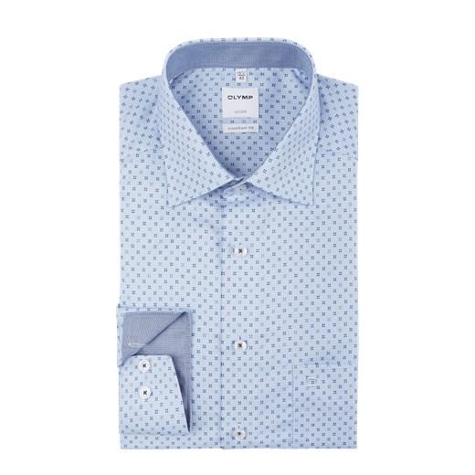 Koszula męska Olymp Comfort Fit z długimi rękawami z  9dDhh