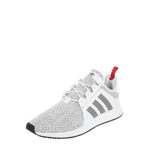 Buty sportowe męskie Adidas Originals x_plr z tkaniny szare na lato sznurowane