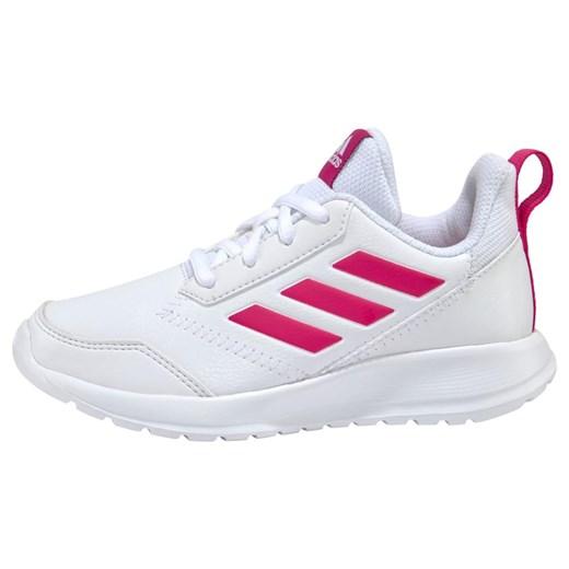Buty sportowe dziecięce Adidas Performance białe wiązane