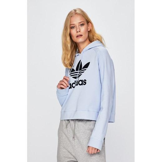 krótka koszulka damska top adidas r 40 AY8133