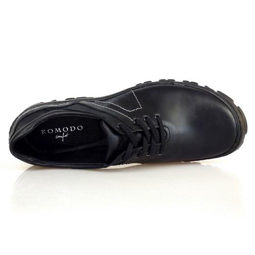 Trapery męskie House nowe 46 47 (30cm) buty zimowe