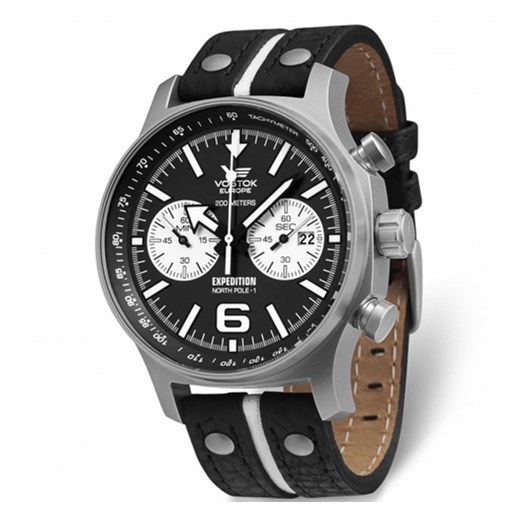 Zegarek Męski Vostok Europe Expedition 6S21/5955199 Chrono Line Vostok Europe  otozegarki