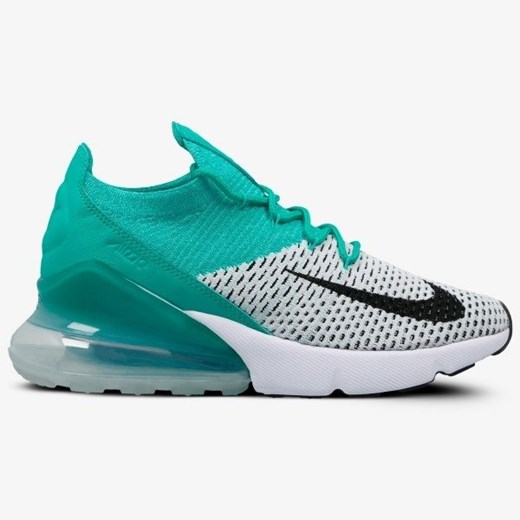 Buty Nike Air Max 270 Flyknit (AH6803-300)  Clear Emerald/Black  Nike 37,5 Street Colors