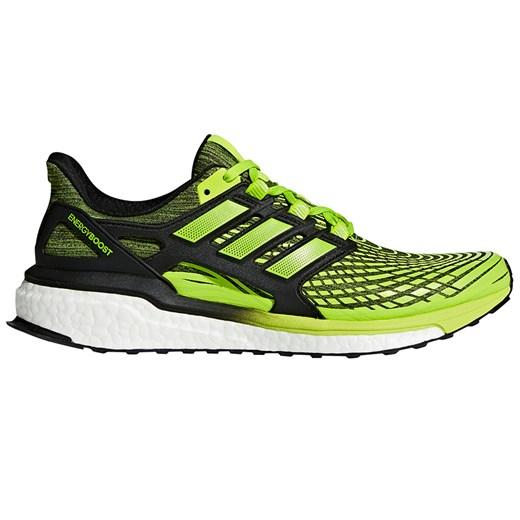 Adidas buty sportowe męskie zielone wiązane w Domodi