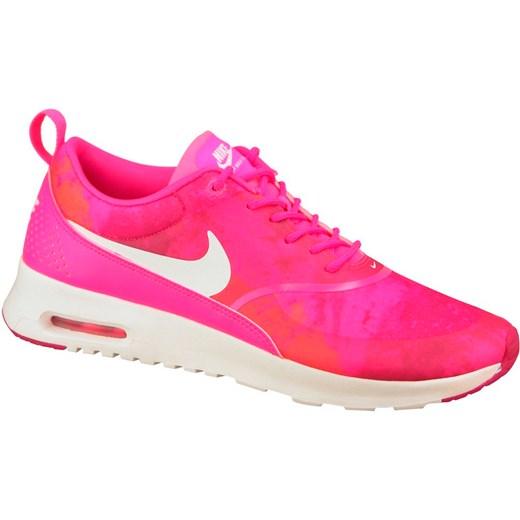 Buty sportowe damskie Nike do biegania młodzieżowe air max
