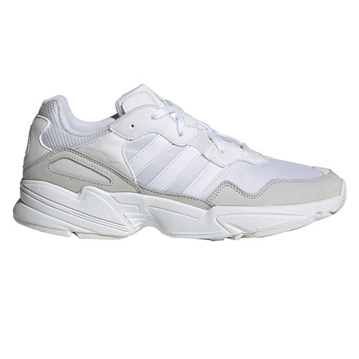 Buty sportowe męskie Adidas sznurowane Buty Męskie DI biały