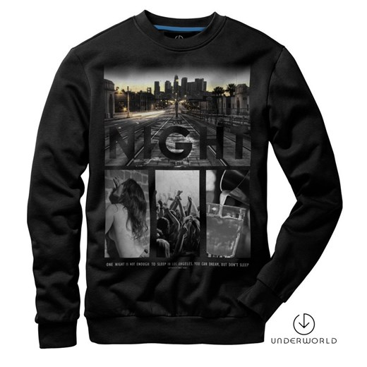 Bluza marki UNDERWORLD unisex One night in LA