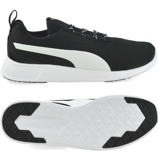 Buty sportowe damskie Puma dla biegaczy evo na płaskiej podeszwie sznurowane