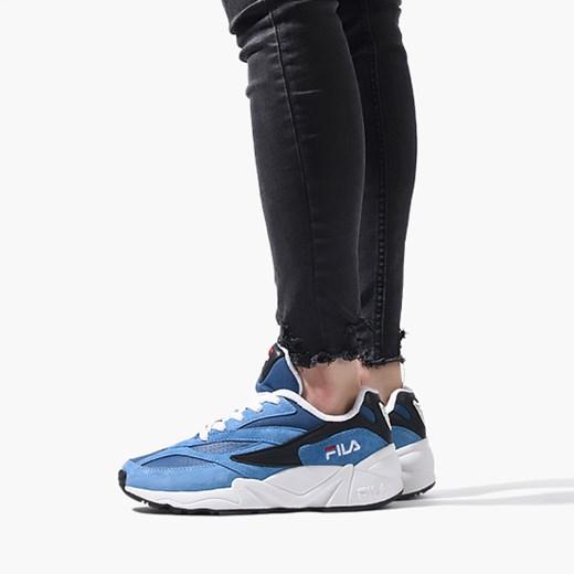 Buty sportowe damskie Fila do biegania na wiosnę bez wzorów