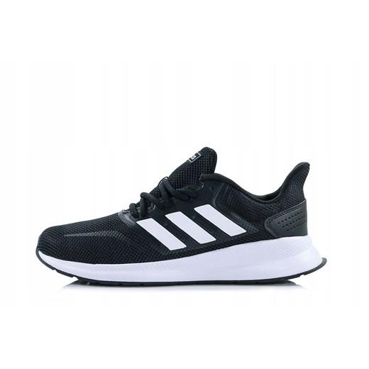 Buty sportowe męskie Adidas Neo sznurowane na jesień