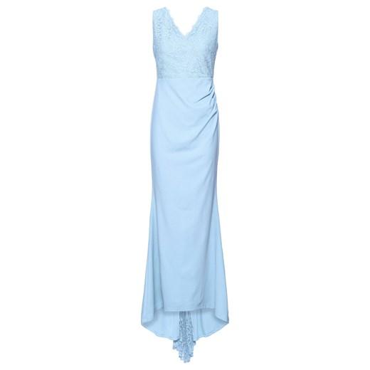 Sukienka Bodyflirt Boutique elegancka bez rękawów maxi w Domodi