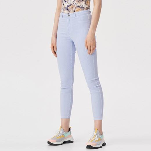 Spodnie damskie Sinsay