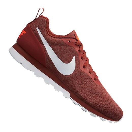 Buty sportowe męskie Nike ze skóry sznurowane jesienne w Domodi