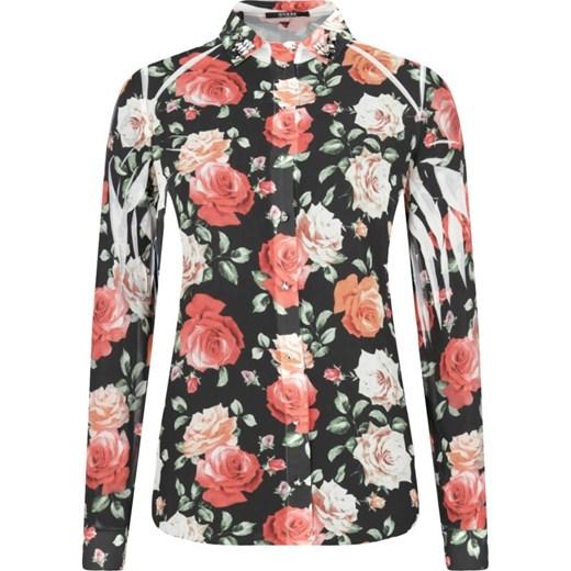 Koszula damska Guess tkaninowa w Domodi