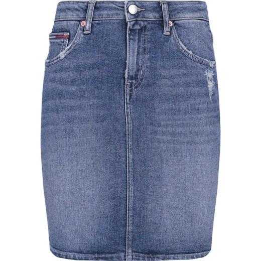 tommy hilfiger torebki wyprzedaż, Tommy Jeans Spódnica
