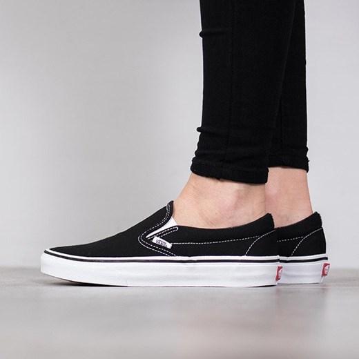 Buty sneakersy Vans Classic Slip On VEYEBLK sneakerstudio.pl