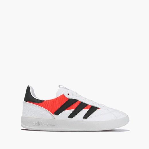 Trampki męskie białe Adidas Originals sznurowane młodzieżowe