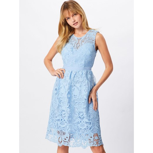 Sukienka koktajlowa 'LACE SKATER DRESS' Boohoo  42 AboutYou