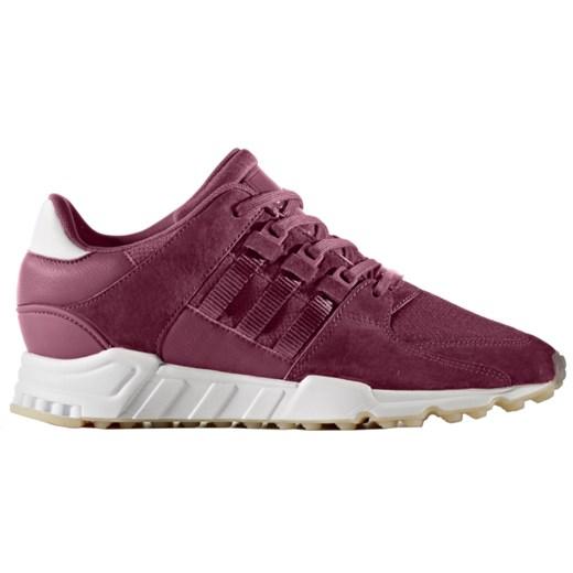 Buty sportowe damskie Adidas equipment płaskie bez wzorów