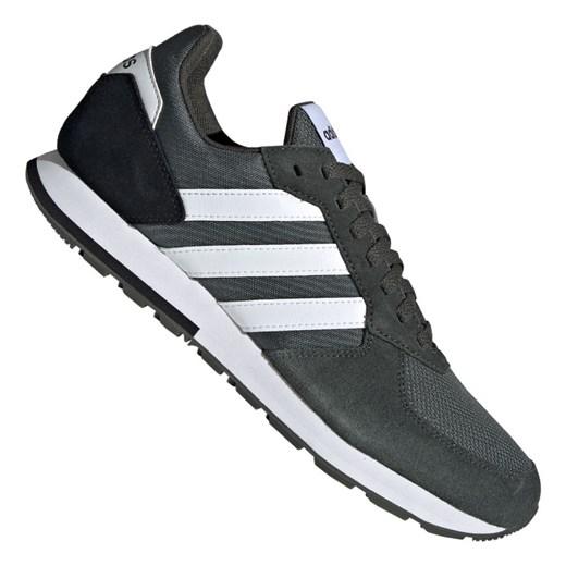 Buty sportowe męskie Adidas sznurowane z tkaniny w Domodi