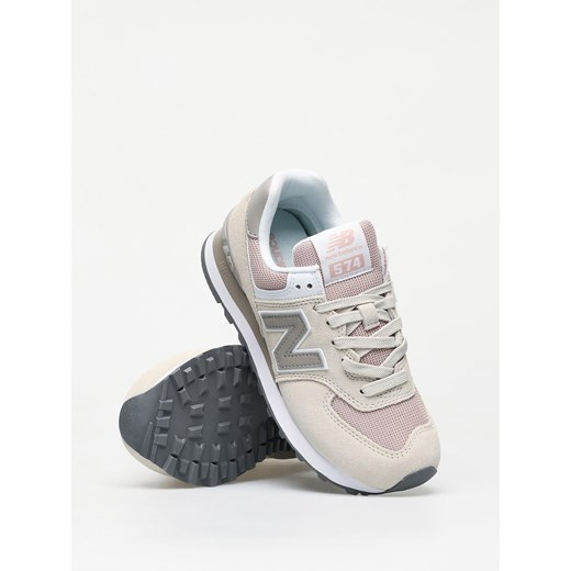 Buty New Balance 574 Wmn (pink)  New Balance 37.5 SUPERSKLEP