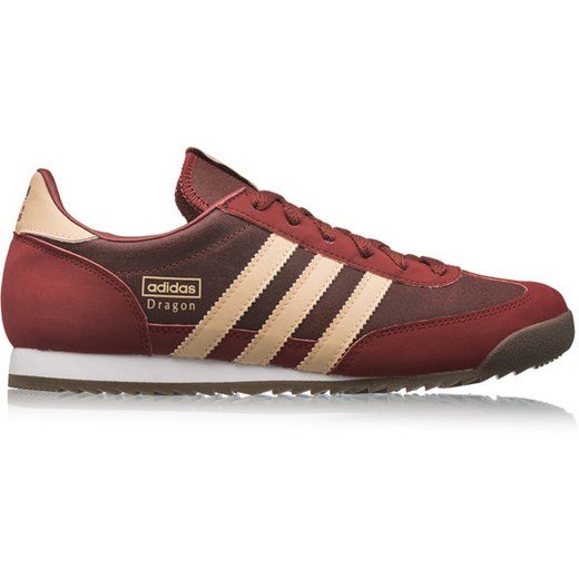 Buty Dragon OG Adidas Originals (bordowe) Adidas Originals  46 SPORT-SHOP.pl