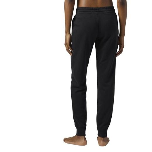 Reebok spodnie damskie czarne WapOy