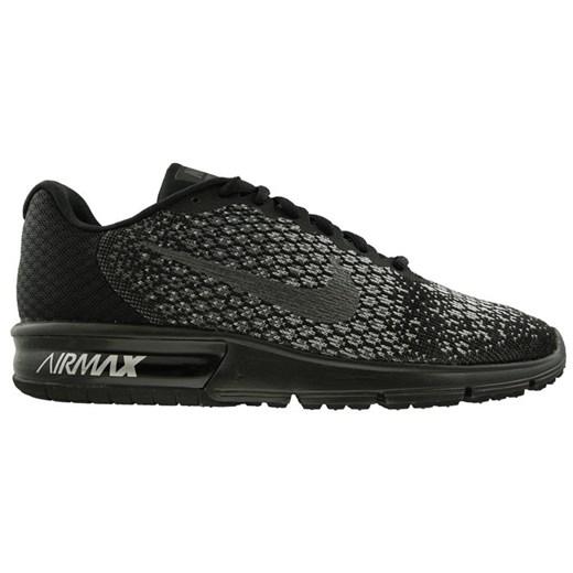 Buty sportowe męskie Nike air max sequent wiązane na wiosnę