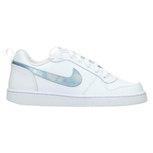 Buty sportowe damskie białe Nike do biegania na wiosnę