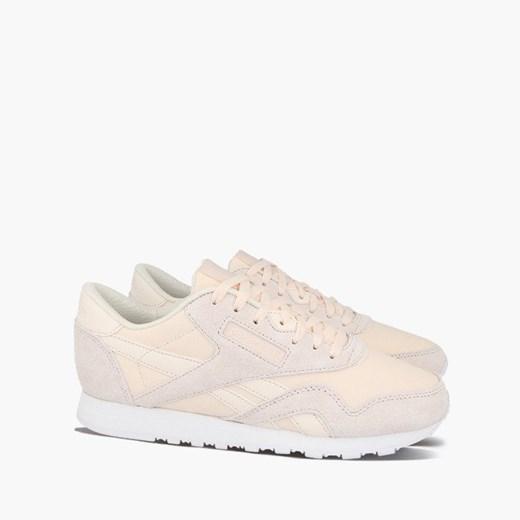 Buty damskie sneakersy Reebok Classic Nylon DV6235 | RÓŻOWY