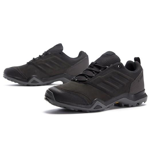 Buty sportowe męskie Adidas terrex wiązane z tworzywa sztucznego