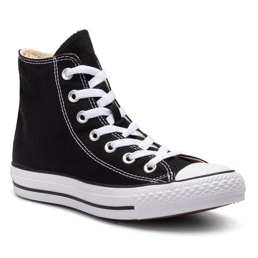 Trampki CONVERSE All Star Hi M9160 Black eobuwie pl czarny