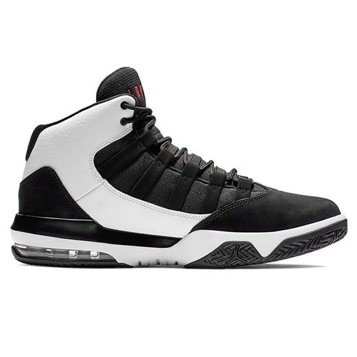 Nike buty sportowe męskie air jordan skórzane sznurowane jesienne