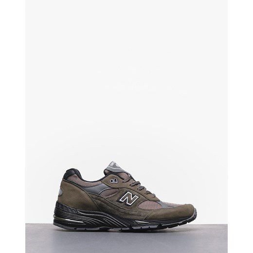 Buty New Balance 991 (khaki) New Balance  42 Roots On The Roof