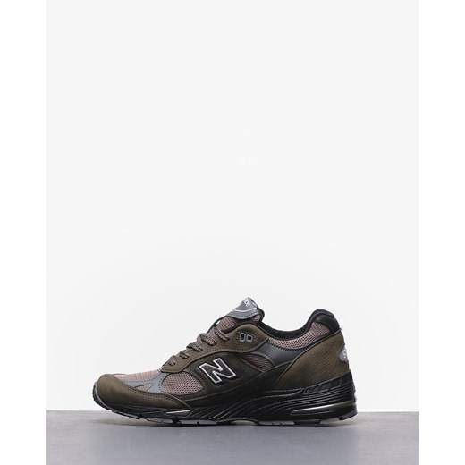 Buty New Balance 991 (khaki) New Balance  46.5 Roots On The Roof